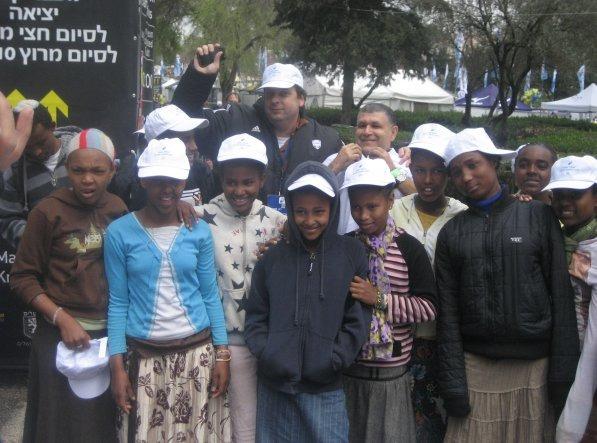 ICA's Popular Race's participants